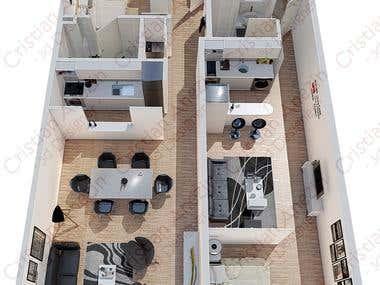 Floor plan Boyaca