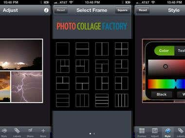 Photo Collage Factory