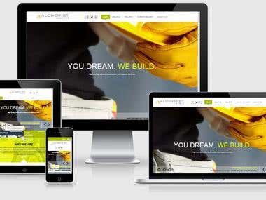 WordPress Theme from PSD