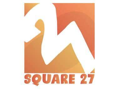 SQUARE 27 Logo