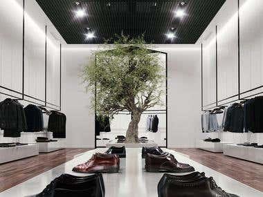 Showroom in Maroussi