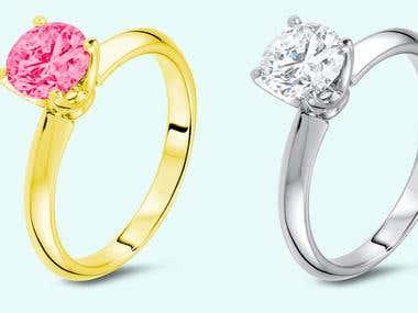 Jewellery Color Change