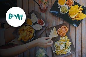 BonApp - Get good food deals accross UAE