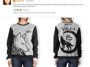 Create a jumper design