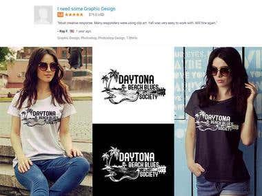 Design T-Shirt graphics
