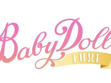 LOGO FOR Baby Doll Luxe