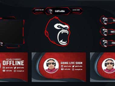GibTech Twitch Pack