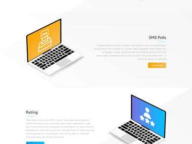 Web Design + Development