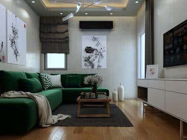 Designer, visualizer, 3d artist, artist, interior designer