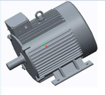 Generator 3D Modeling