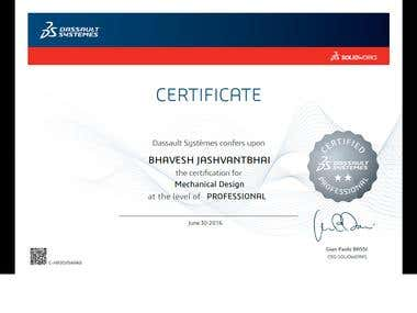 Solidworks Certification
