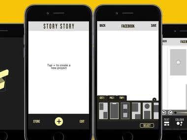 Story Story App