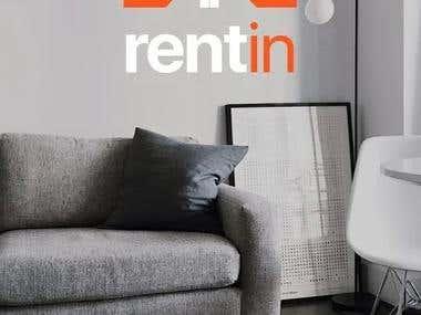 RentIn Mobile App : House Flat Hostel PG No Brokerage Rooms
