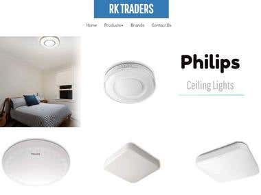 RK SHOP (http://rktraders.org/ceiling-lights.html)