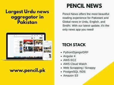 Pencil News