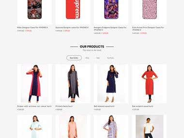 Magento2 Mobile Back Cover Store
