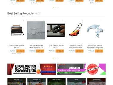 Magento2 Home Care, Car Accessories and Hardware store