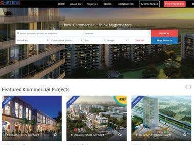 Web Design For Real Estate Website