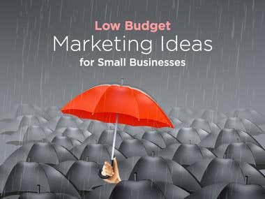 Marketing Ideas at low budget