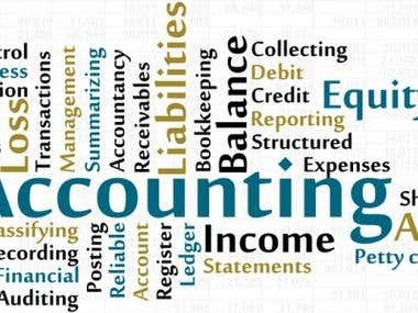 Accounting and Advisory services