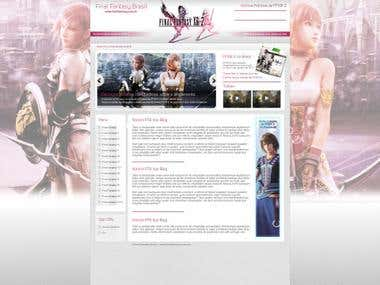 Final Fantasy Brasil - FFXIII-2 National release for EcoGame