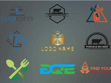I am expert of logo design.