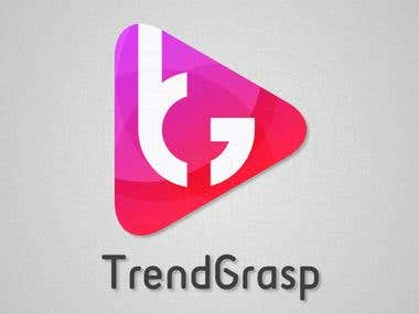 TrendGrasp Logo Design