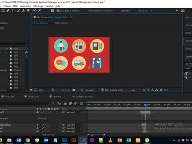 Adobe After Effect Skill