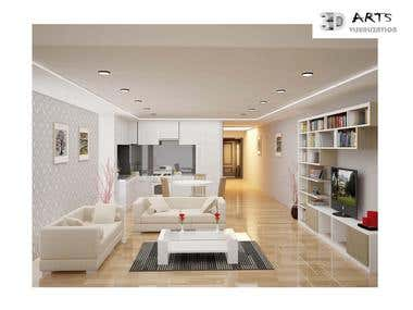 2. Interior Residential Project