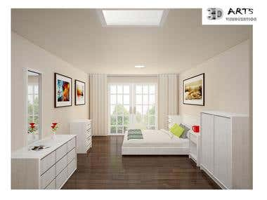 17. Interior Residential project.