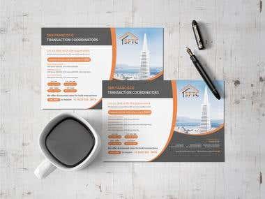 Post Card Design Portfolio