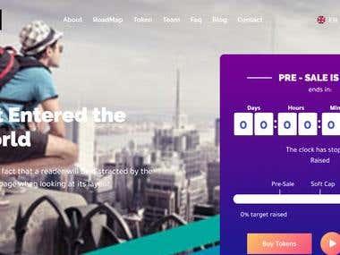 ICO Lending Platform