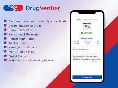 Drug Verifier