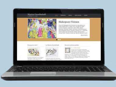 German expressionism Website