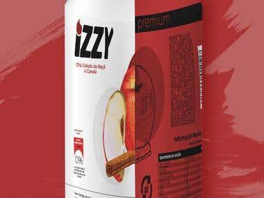 Branding for Izzy