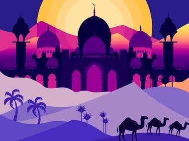 Arabian Game