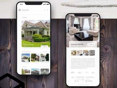 LuxuryEstate App