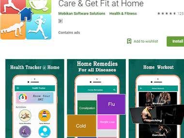 Home Remedies -Natural Care & Get Fit at Home