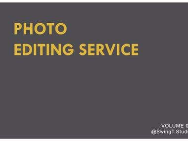 Photo Editing Services - Food