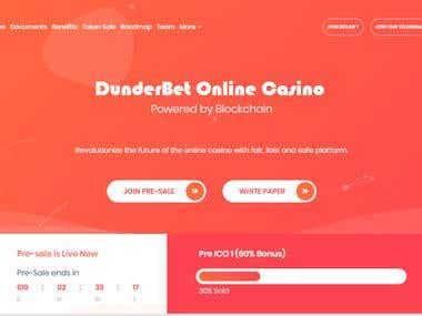 Dunderbet Online Casino