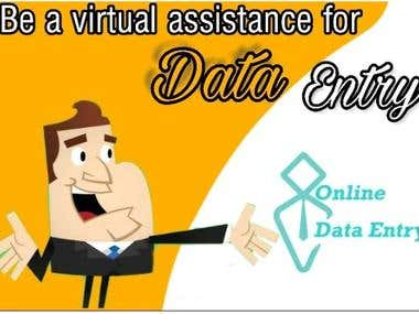 I Will Be Your Virtual Assistant For Excel Data Entry, Real