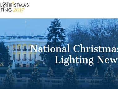 The National Christmas Lighting- On Demand