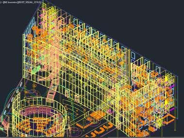 Construction & Structural Engineer forG+4 Multi Building