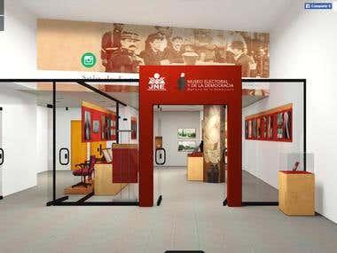 Recorrido Virtual Museo