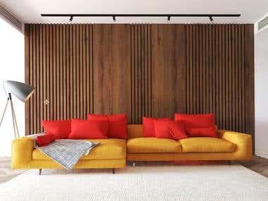 Low Cost Interior design