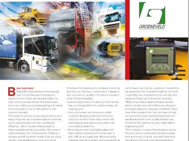 Magazine Article on automated lubrication systems
