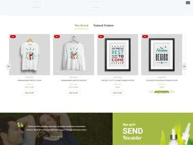 Prestashop Theme Customization and Module creation