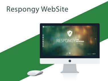 Web Desgin Respongy