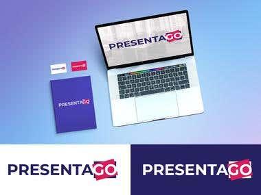 PresentaGO - Logo