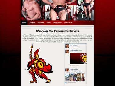 Trenberth Fitness Website